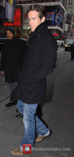 Ryan Reynolds, Times Square, Mtv Trl Studios, MTV