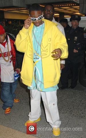 Soulja Boy Tell 'Em outside MTV TRL Studios in Times Square New York City, USA - 12.11.07