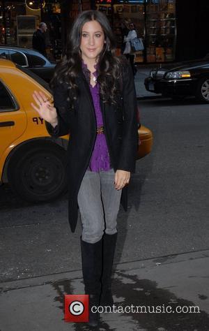 Vanessa Carlton, Times Square, Mtv Trl Studios, MTV