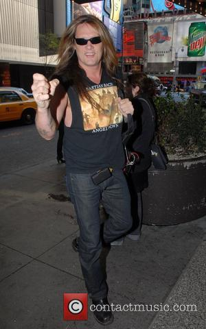 Skid Row Singer Not Jesus