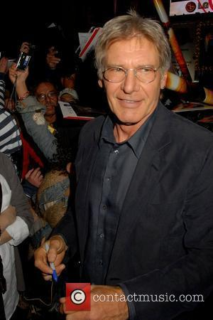 Harrison Ford and Mtv
