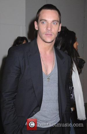 Jonathan Rhys Meyers outside MTV TRL Studios in Times Square New York City, USA - 12.11.07