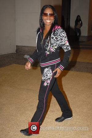 Celebrity Rap Superstar winner Shar Jackson outside MTV TRL Studios in Times Square New York City, USA - 22.10.07