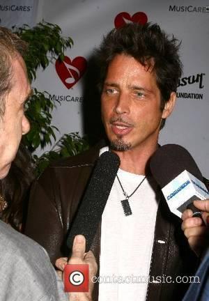 Chris Cornell  The 3rd Annual Musicares Map Fund Benefit Concert held at The Music Box in the Henry Fonda...