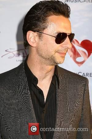 David Gahan  The 3rd Annual Musicares Map Fund Benefit Concert held at The Music Box in the Henry Fonda...