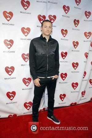 Chester Bennington The 4th Annual MusiCares MAP Fund Benefit Concert at the Henry Fonda Music Box Theatre in Hollywood Los...