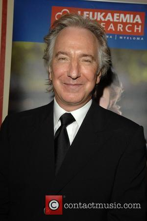 Alan Rickman, Royal Albert Hall