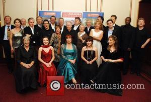 Kenneth Branagh, Alan Rickman, Celia Imrie, Derek Jacobi, Emma Thompson, Imelda Staunton, Judi Dench and Robbie Coltrane