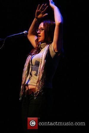 Ingrid Michaelson Music Inspires Health Education concert tour held at George Washington University's Lisner Auditorium  Washington DC, USA -...
