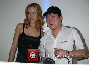 Kristanna Loken, DJ Sunshine MylifE Charity Dinner & Fashion Show at the Bangaluu Club Berlin, Germany 31.01.08