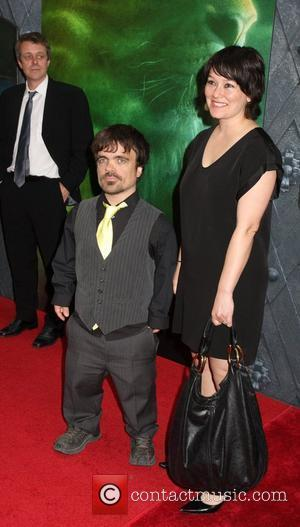 Peter Dinklage (c) Chronicles of Narnia: Prince Caspian NYC Premiere - Outside Arrivals Ziegfeld Theatre New York City, USA -...