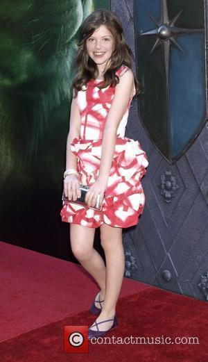 Georgie Henley New York premiere of 'The Chronicles of Narnia: Prince Caspian' at the Ziegfeld Theatre New York City, USA...
