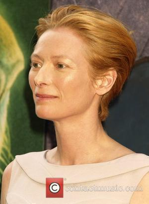 Swinton Sets Up Glamour-free Film Festival