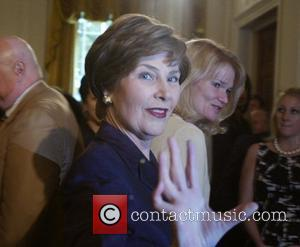 Laura Bush and White House
