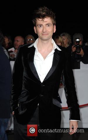 David Tennant National Television Awards held at the Royal Albert Hall - Arrivals London, England - 31.10.07