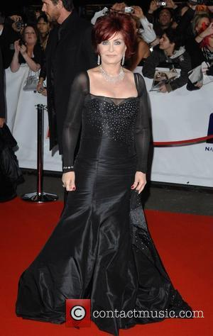 Sharon Osbourne, Royal Albert Hall