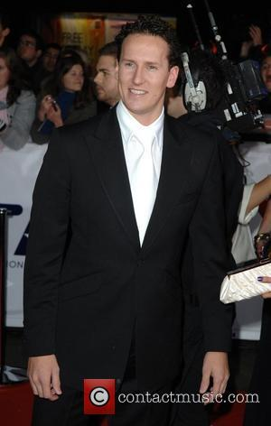 Brendan Cole National Television Awards held at the Royal Albert Hall - Arrivals London, England - 31.10.07