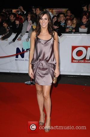 Verity Rushworth National Television Awards held at the Royal Albert Hall - Arrivals London, England - 31.10.07