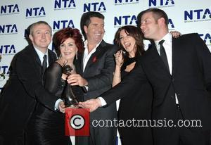 Sharon Osbourne, Louis Walsh, Dannii Minogue, Royal Albert Hall