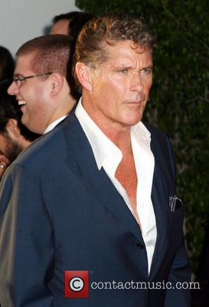 Hasselhoff Films Himself Drunk In A Bid To Beat Alcoholism