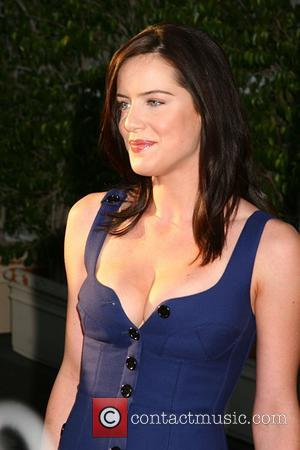 Michelle Ryan NBC All-Star party at the Beverly Hilton Hotel - Arrivals Beverly Hills, California - 17.07.07