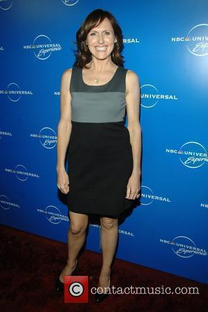 Molly Shannon The NBC Universal Experience - Arrivals  held at Rockefeller Plaza New York City, USA 12.05.08
