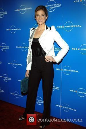 Tricia Helfer The NBC Universal Experience - Arrivals  held at Rockefeller Plaza New York City, USA 12.05.08