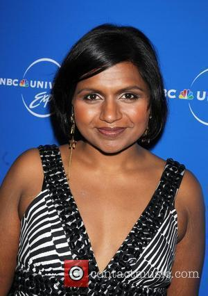 Mindy Kaling The NBC Universal Experience - Arrivals held at Rockefeller Plaza New York City, USA 12.05.08