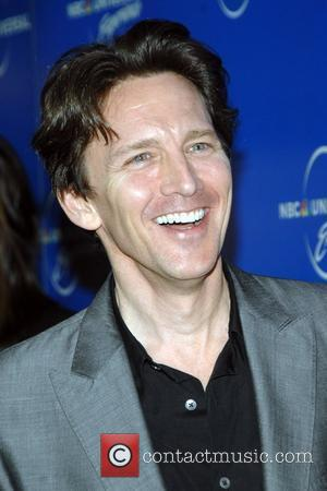 Andrew McCarthy The NBC Universal Experience - Arrivals  held at Rockefeller Plaza New York City, USA 12.05.08