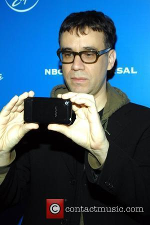 Fred Armisen The NBC Universal Experience - Arrivals  held at Rockefeller Plaza New York City, USA 12.05.08