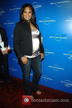Laila Ali The NBC Universal Experience - Arrivals  held at Rockefeller Plaza New York City, USA 12.05.08