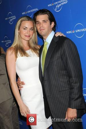 Vanessa Trump and Donald Trump; Jr. The NBC Universal Experience - Arrivals held at Rockefeller Plaza New York City, USA...