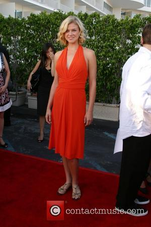 Adrianne Palicki NBC All-Star party at the Beverly Hilton Hotel - Arrivals Beverly Hills, California - 17.07.07