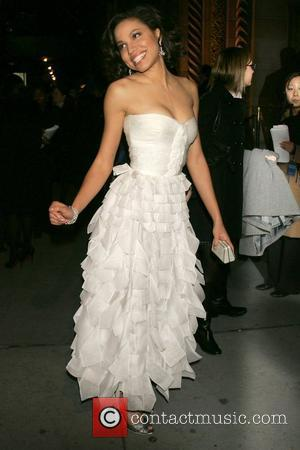 Jurnee Smollett 2008 National Board of Review Awards at Cipriani - Outside Arrivals New York City, USA - 15.01.08