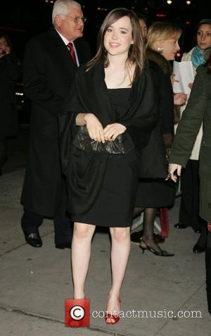 Ellen Page 2008 National Board of Review Awards at Cipriani - Outside Arrivals New York City, USA - 15.01.08