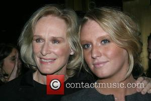 Glenn Close and Daughter Annie Maude Starke