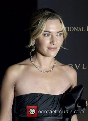Winslet And Cooper Donate Items To Save School
