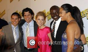Sean Faris, Amber Heard and Djimon Hounsou