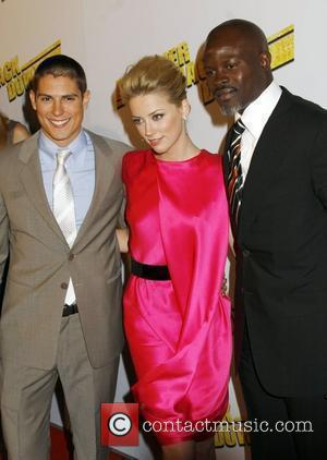 Sean Faris and Amber Heard