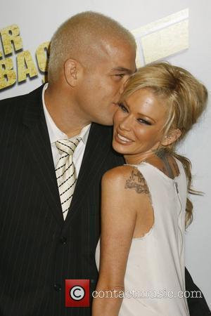 Tito Ortiz and Jenna Jameson 'Never Back Down' premiere at the ArcLight Theaters - Arrivals Los Angeles, California - 04.03.08