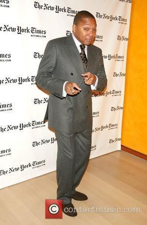 Wynton Marsalis  The New York Times Arts & Leisure Week Friday Night Event at The Times Centre New York...