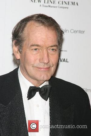 Charlie Rose New Line's 40th Anniversary Gala at The Film Society of Lincoln Center - Arrivals New York City, USA...