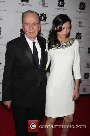 Rupert Murdoch New Line's 40th Anniversary Gala at The Film Society of Lincoln Center - Arrivals New York City, USA...