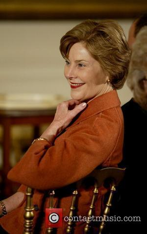 Laura Bush and White House
