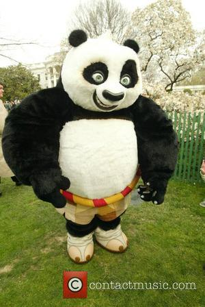 Panda and White House