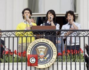 Kevin Jonas and White House