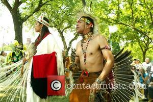 Native American Display