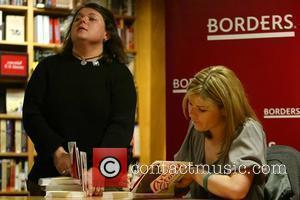 Jenna Bush signs copies of her new book 'Ana's Story: A Journey of Hope' at Borders bookstore Washington DC, USA...