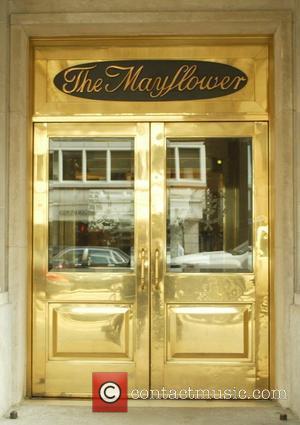 Renaissance Mayflower Hotel and Eliot Spitzer