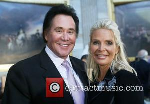 Wayne Newton and Kathleen McCrone were on hand to present Dr. Michael E. DeBakey the Congressional Gold Medal for his...